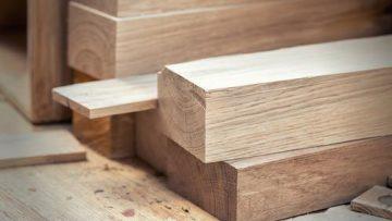 Drewno strugane czterostronnie